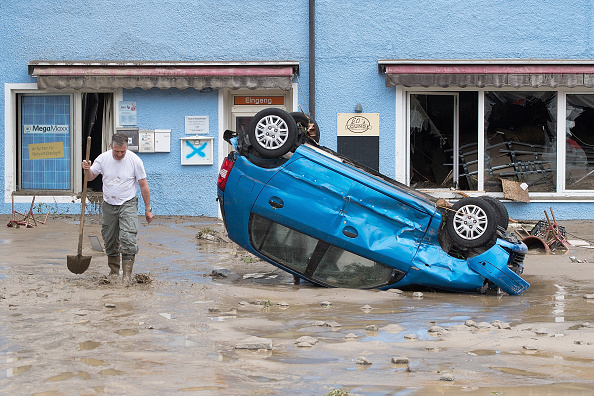 Europe「Floods Hit Southern Bavaria」:写真・画像(11)[壁紙.com]