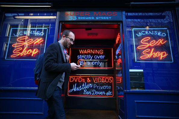 Adult「London's Soho Under Threat From Developers」:写真・画像(2)[壁紙.com]