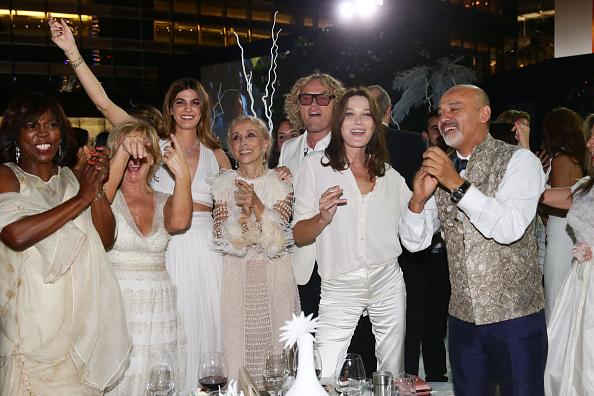 Alberta Ferretti - Designer Label「Vogue Fashion Dubai Experience 2015 - Gala Event」:写真・画像(2)[壁紙.com]