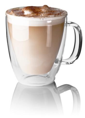 カフェラテ「Caffe latte」:スマホ壁紙(17)