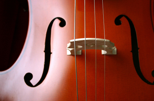 Violin「Cello detail」:スマホ壁紙(7)