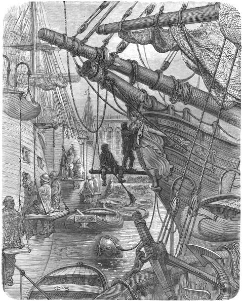 1870-1879「The Docks - The Concordia」:写真・画像(19)[壁紙.com]