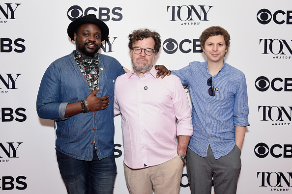 マイケル セラ「2018 Tony Awards Meet The Nominees Press Junket」:写真・画像(11)[壁紙.com]