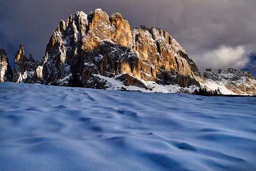 Alto Adige - Italy「Catinaccio Rosengarten Dolomites mountains, Northern Italy」:スマホ壁紙(15)