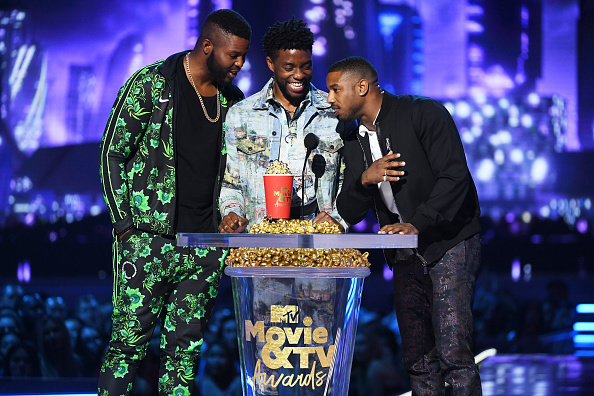 MTVムービーアワード「2018 MTV Movie And TV Awards - Show」:写真・画像(16)[壁紙.com]