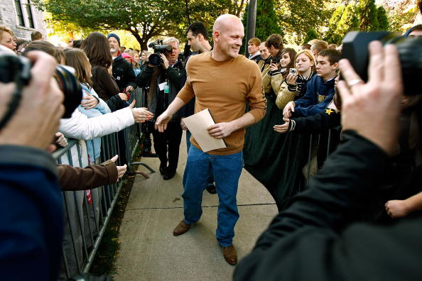 Oregon - US State「McCain Campaigns On Final Week Before Presidential Election」:写真・画像(13)[壁紙.com]