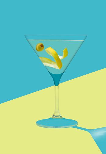 Food and Drink「Martini」:スマホ壁紙(19)