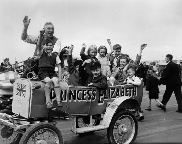 Weston-super-Mare「Kiddies Parade」:写真・画像(4)[壁紙.com]