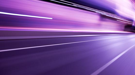 Motorsport「Moving city road at night」:スマホ壁紙(7)