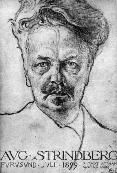 Swedish Culture「August Strindberg」:写真・画像(5)[壁紙.com]