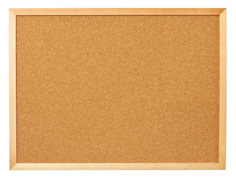 Bulletin Board「Blank cork board.」:スマホ壁紙(17)