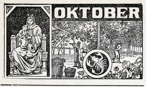 カレンダー「October」:写真・画像(2)[壁紙.com]