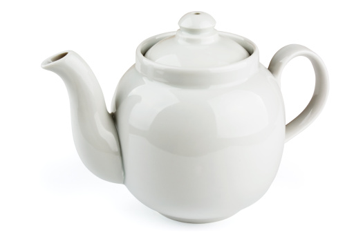 Teapot「White teapot」:スマホ壁紙(13)