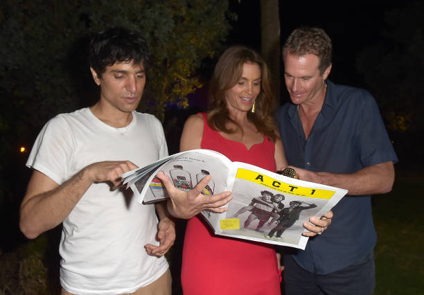 Celebration「Art Basel Miami Beach 2017 - Daily Front Row Celebrates Launch Of Act One」:写真・画像(8)[壁紙.com]