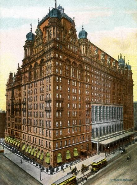 Social History「Waldorf Astoria hotel New York,」:写真・画像(4)[壁紙.com]
