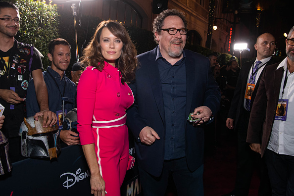 "The Mandalorian - TV Show「Premiere Of Disney+'s ""The Mandalorian"" - Red Carpet」:写真・画像(11)[壁紙.com]"