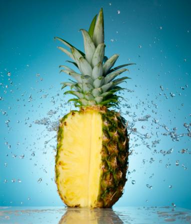 Cross Section「Pineapple Splash」:スマホ壁紙(2)