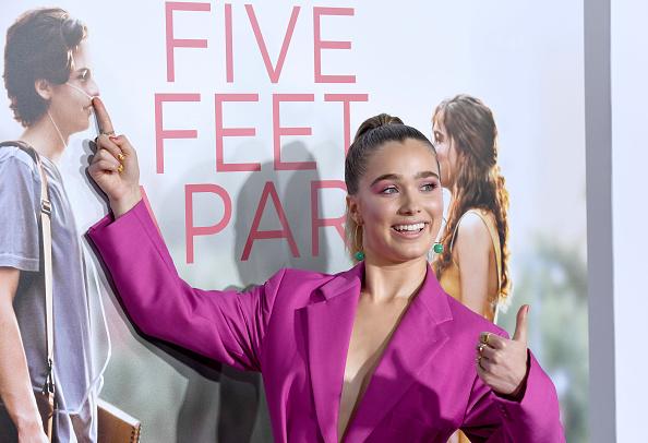 "Frazer Harrison「Premiere Of Lionsgate's ""Five Feet Apart"" - Arrivals」:写真・画像(10)[壁紙.com]"