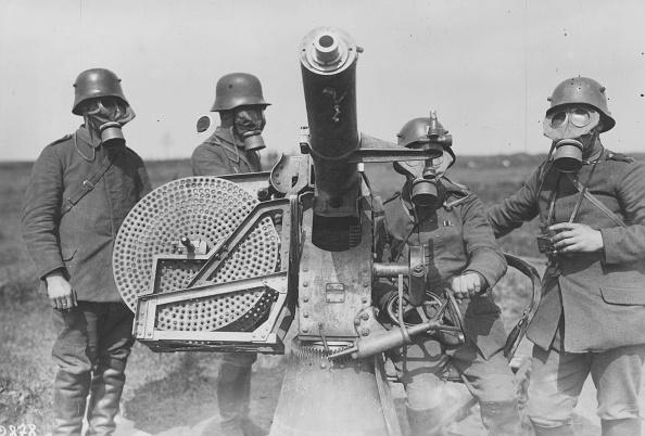 World War I「Anti-Aircraft Gun」:写真・画像(11)[壁紙.com]