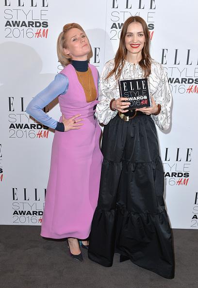 Camel Colored「Elle Style Awards 2016 - Winners Room」:写真・画像(18)[壁紙.com]