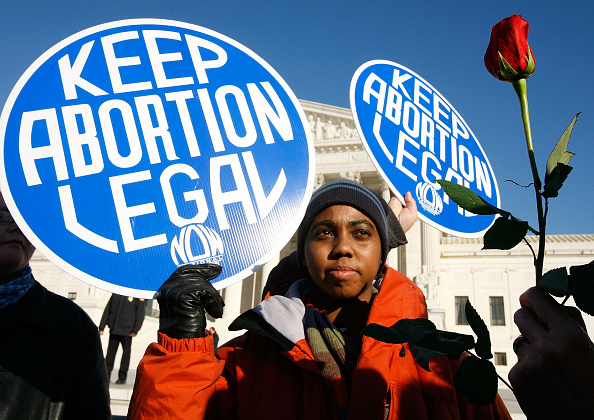 Legal System「Anti-Abortion Activists March In Washington」:写真・画像(5)[壁紙.com]