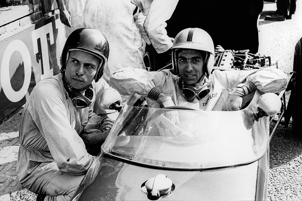 Spa「Jim Clark, Alan Stacey, Grand Prix of Belgium」:写真・画像(13)[壁紙.com]