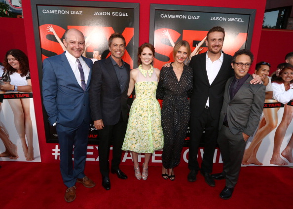 """Regency Style「Premiere Of Columbia Pictures' """"Sex Tape"""" - Red Carpet」:写真・画像(7)[壁紙.com]"""