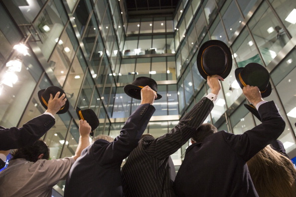 City of London「London Stock Exchange Is Opened By A Choir」:写真・画像(17)[壁紙.com]