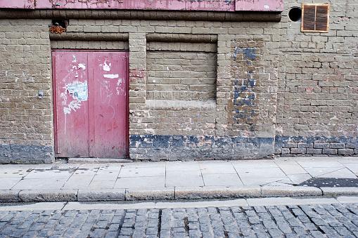 Deterioration「Dirty backstreet」:スマホ壁紙(18)