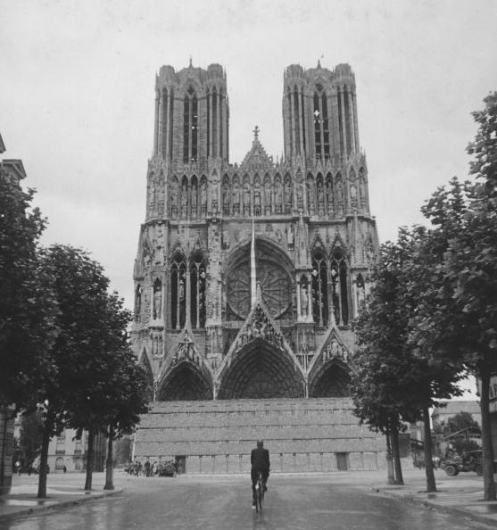 Place of Worship「Reims Cathedral」:写真・画像(10)[壁紙.com]