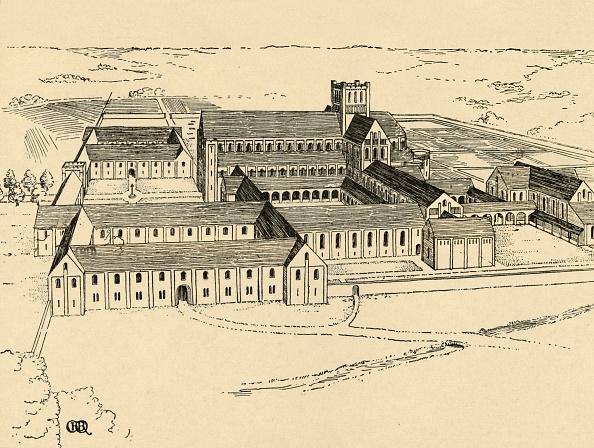 Monastery「Exterior Of Benedictine Monastery」:写真・画像(17)[壁紙.com]