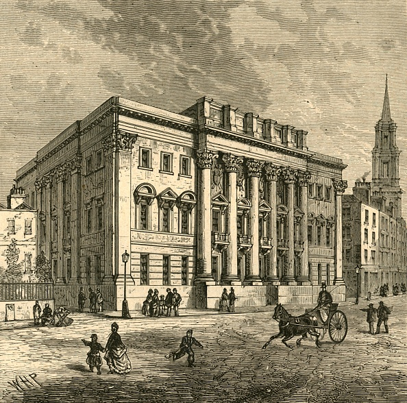 Ornate「Exterior Of Goldsmiths Hall 1」:写真・画像(11)[壁紙.com]