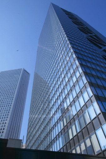 Japan「Exterior of skyscrapers」:スマホ壁紙(15)