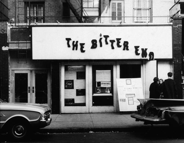 ニューヨーク市「The Bitter End Club In Greenwich Village」:写真・画像(17)[壁紙.com]