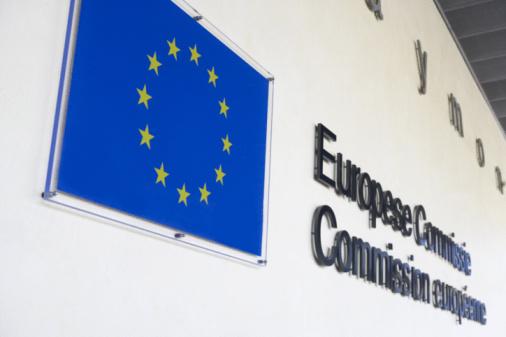 Belgium「Exterior Of European Commission Building」:スマホ壁紙(19)