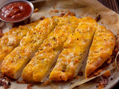 Breadstick「Italian Style Cheese Bread sticks with Marinara Sauce」:スマホ壁紙(9)