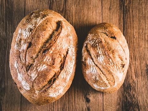 Loaf of Bread「Two loaves of bread」:スマホ壁紙(1)