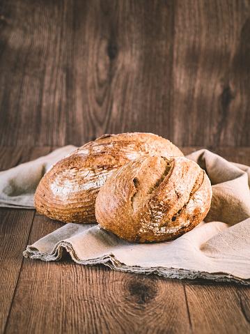 Loaf of Bread「Two loaves of bread」:スマホ壁紙(9)