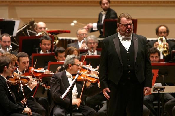 Opera Singer「Ben Heppner」:写真・画像(3)[壁紙.com]