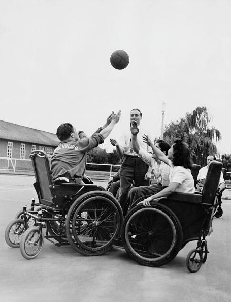 Match - Sport「Stoke Mandeville Netball」:写真・画像(16)[壁紙.com]