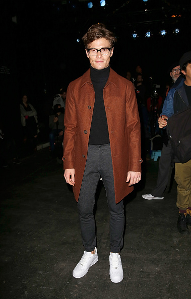 London Collections Men「Front Row: Day 4 - London Collections: Men AW15」:写真・画像(16)[壁紙.com]