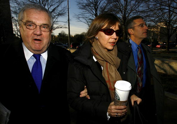 Win McNamee「Reporters Judith Miller And Matt Cooper Testify At Libby Trial」:写真・画像(9)[壁紙.com]