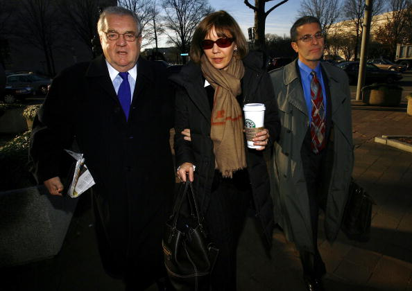 Win McNamee「Reporters Judith Miller And Matt Cooper Testify At Libby Trial」:写真・画像(8)[壁紙.com]