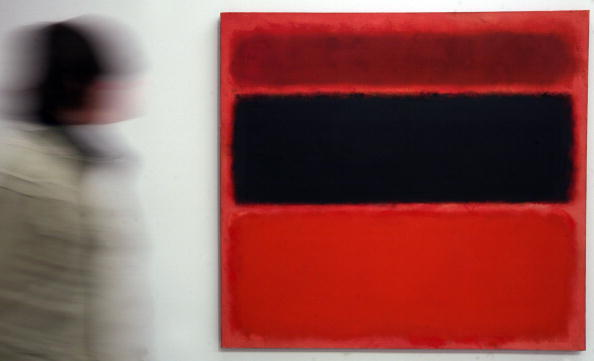 Abstract「Mark Rothko - Retrospective Exhibition」:写真・画像(18)[壁紙.com]