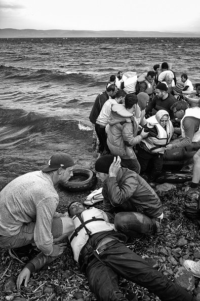 Tom Stoddart Archive「Refugees On Lesbos」:写真・画像(15)[壁紙.com]