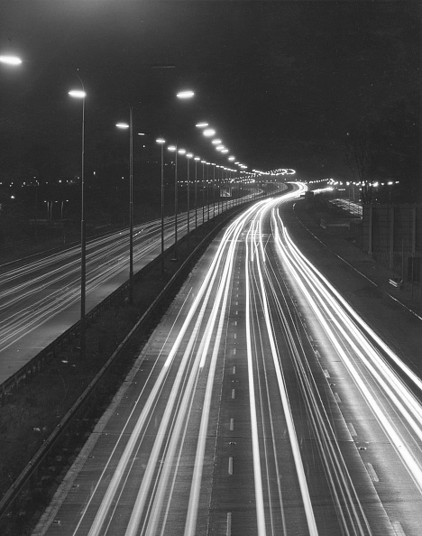 Street Light「Motorway Lights」:写真・画像(6)[壁紙.com]