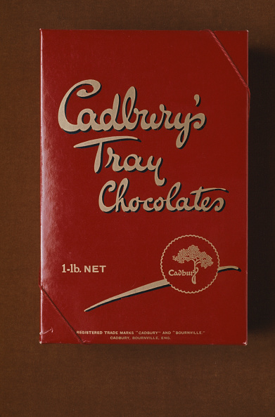 Sweet Food「Cadbury's Tray Chocolates」:写真・画像(14)[壁紙.com]