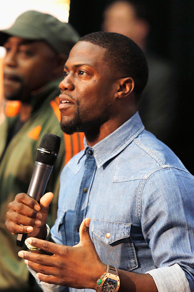 Tallahassee「Kevin Hart And Producer Will Packer Host A Special Screening Of Screen Gems' THE WEDDING RINGER At Florida State University」:写真・画像(0)[壁紙.com]