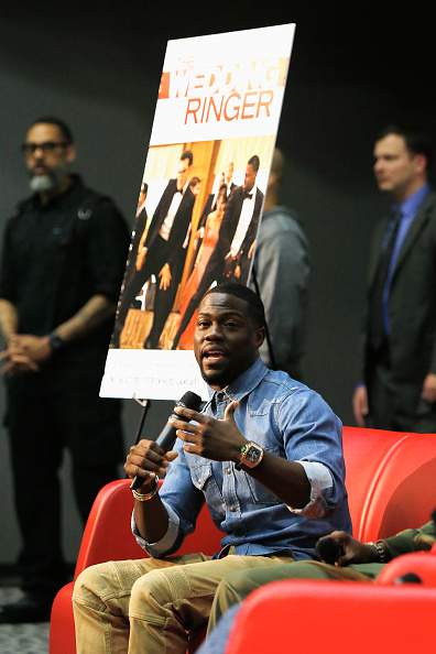 Tallahassee「Kevin Hart And Producer Will Packer Host A Special Screening Of Screen Gems' THE WEDDING RINGER At Florida State University」:写真・画像(4)[壁紙.com]
