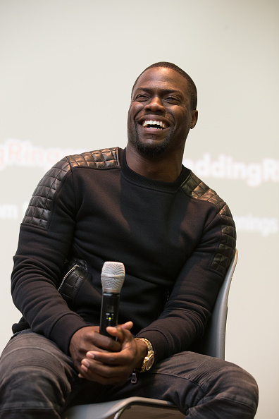 Brett Carlsen「Kevin Hart and Josh Gad Host A Special Screening Of THE WEDDING RINGER At Syracuse University」:写真・画像(14)[壁紙.com]